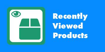 4fdb46c59fddca Geef recent bekeken producten weer op de product pagina. - Makkelijk en  snel om in te stellen. Waarom Recently viewed products  Recently viewed  products is ...