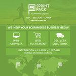 SprintPack Logistics helpt uw eCommerce business groeien!